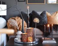 Ιδέες Διακόσμησης για ένα Cozy Living Room