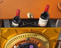 Ένα Κρασί από το Διάστημα σε Συσκευασία Έργου Τέχνης