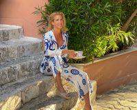 Η Θέμις Ζουγανέλη «Ντύνει» τα Τραπέζια του Δείπνου Dior στην Αθήνα!