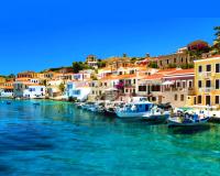 Χάλκη – Ανάφη : Νησιά σαν ζωγραφιά