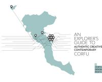 A Corfu Design Route
