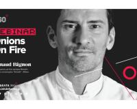 Ο Arnaud Bignon guest Chef στο ΙΕΚ ΔΕΛΤΑ 360