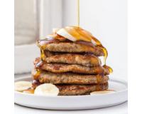 Υγιεινά Banana Pancakes